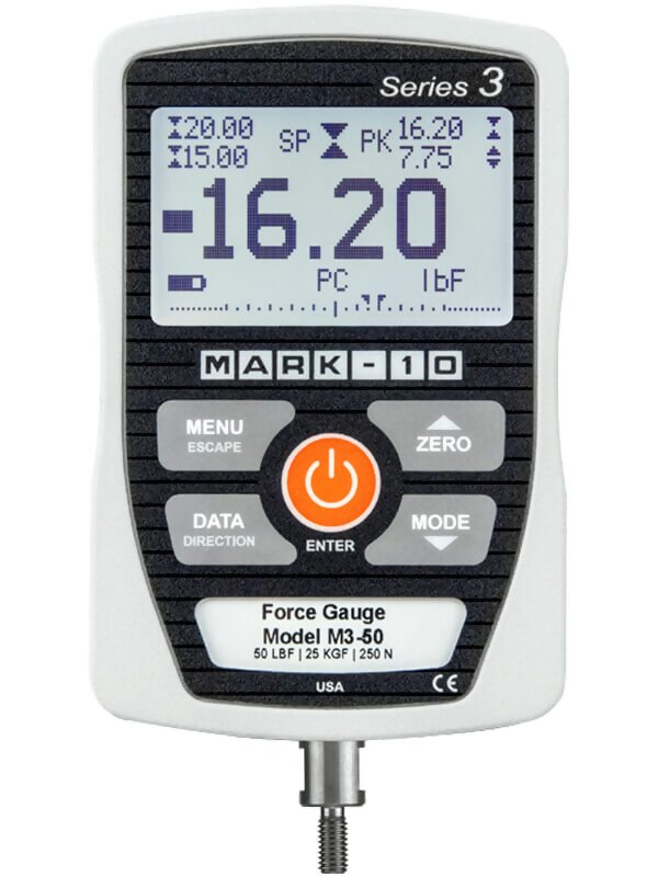Mark-10 Series 3 Digital Force Gauge