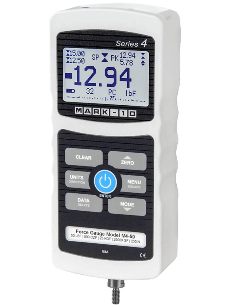 Mark-10 Series 4 Advanced Digital Force Gauge