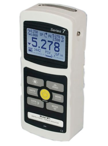 Mark-10 Series-7i Professional Force and Torque Indicator