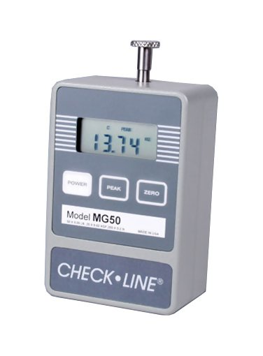 MG Digital Force Gage - Push Pull Gage