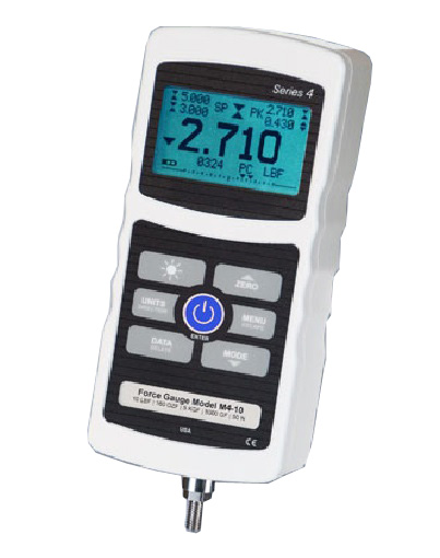 Series 4 Digital Force Gauge with Output