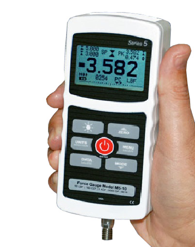 Series 5 Advanced Digital Force Gage
