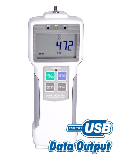 ZP  Digital Force Gage with USB Output