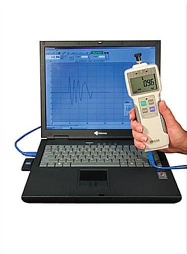 ZP Recorder Force Data Analysis Software