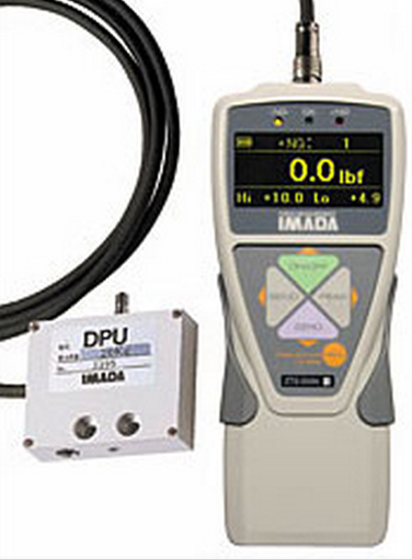ZTA-DPU-220 ELD Advanced Digital Force Gauge Complete Kit - 220 lbf Capacity